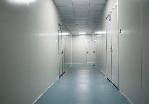 实验室走廊