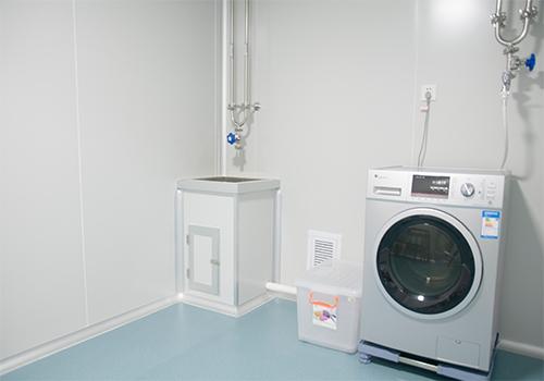 洗衣烘干室